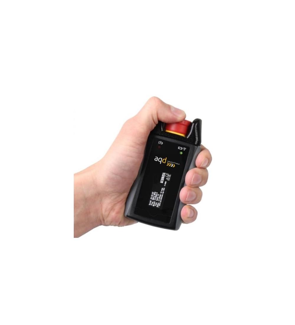 AQD-E-STOP - Equipos inalámbricos para seguridad industrial