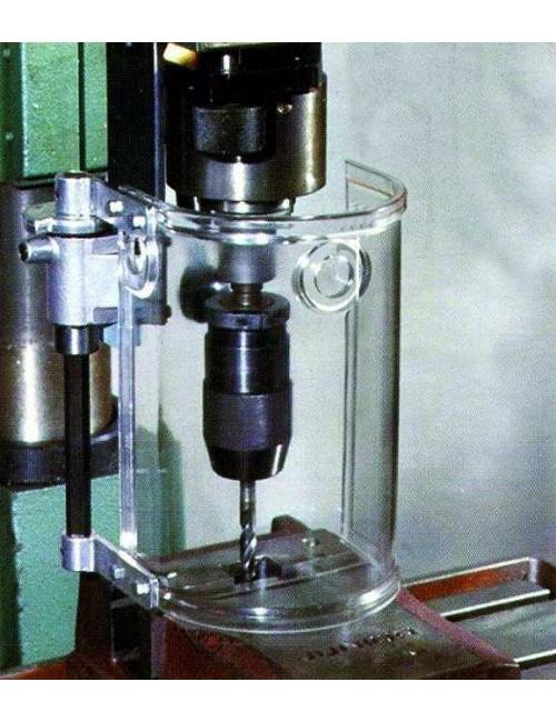 Protector para taladro vertical redondo sin seguridad eléctrica