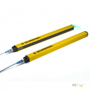 Barrera optoelectrónica, categoría 4, para dedos, protección 1130 mm - SLC440COM: barrera categoría 4 (Dedos)