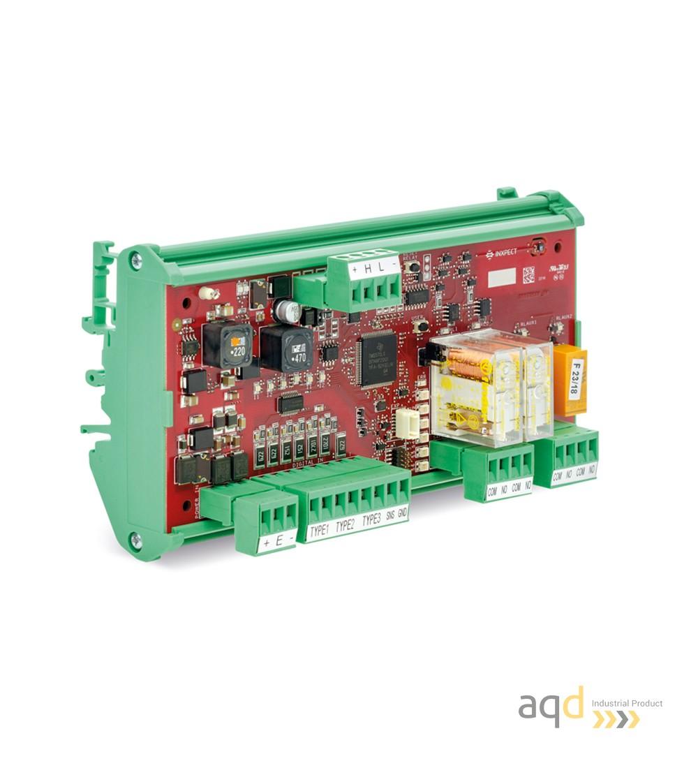 Dispositivo de control LBK- C22 - Radar Inxpect de Seguridad Industrial