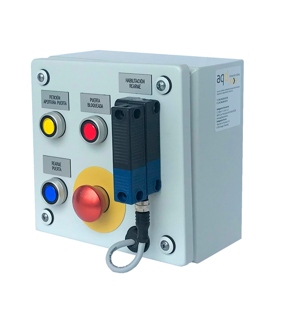 AQD Bot 5 - Productos AQD Industrial Safety