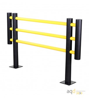 Barrera de protección flexible