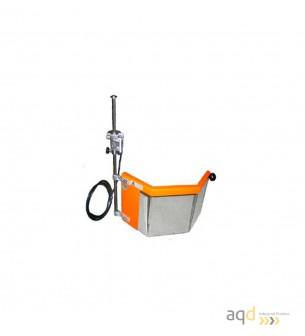 Protección para taladros radiales / fresadoras con seguridad eléctrica - Protección para taladros radiales / fresadoras