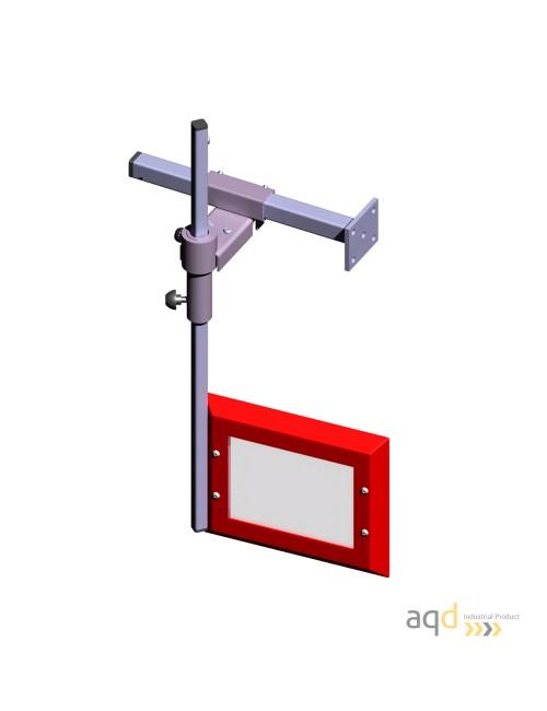 Protección para taladros verticales de sobremesa y de columna AQDPRO-C10-SE