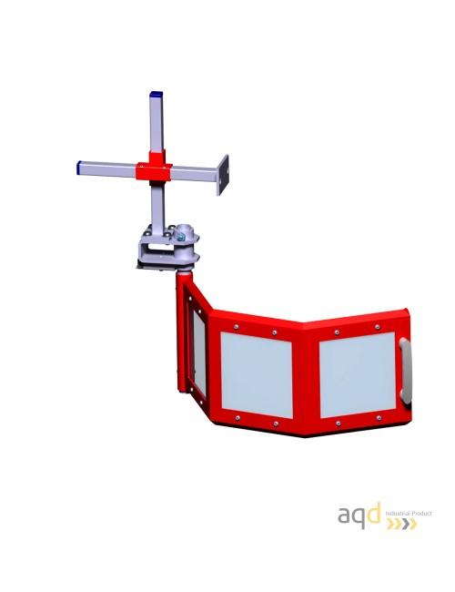 Protector para taladros verticales de columna y taladros radiales AQDPRO-C30-SE