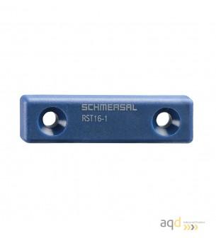 Actuador forma plana RST16-1 - Sensor y actuador de Seguridad RSS 16 - RST 16