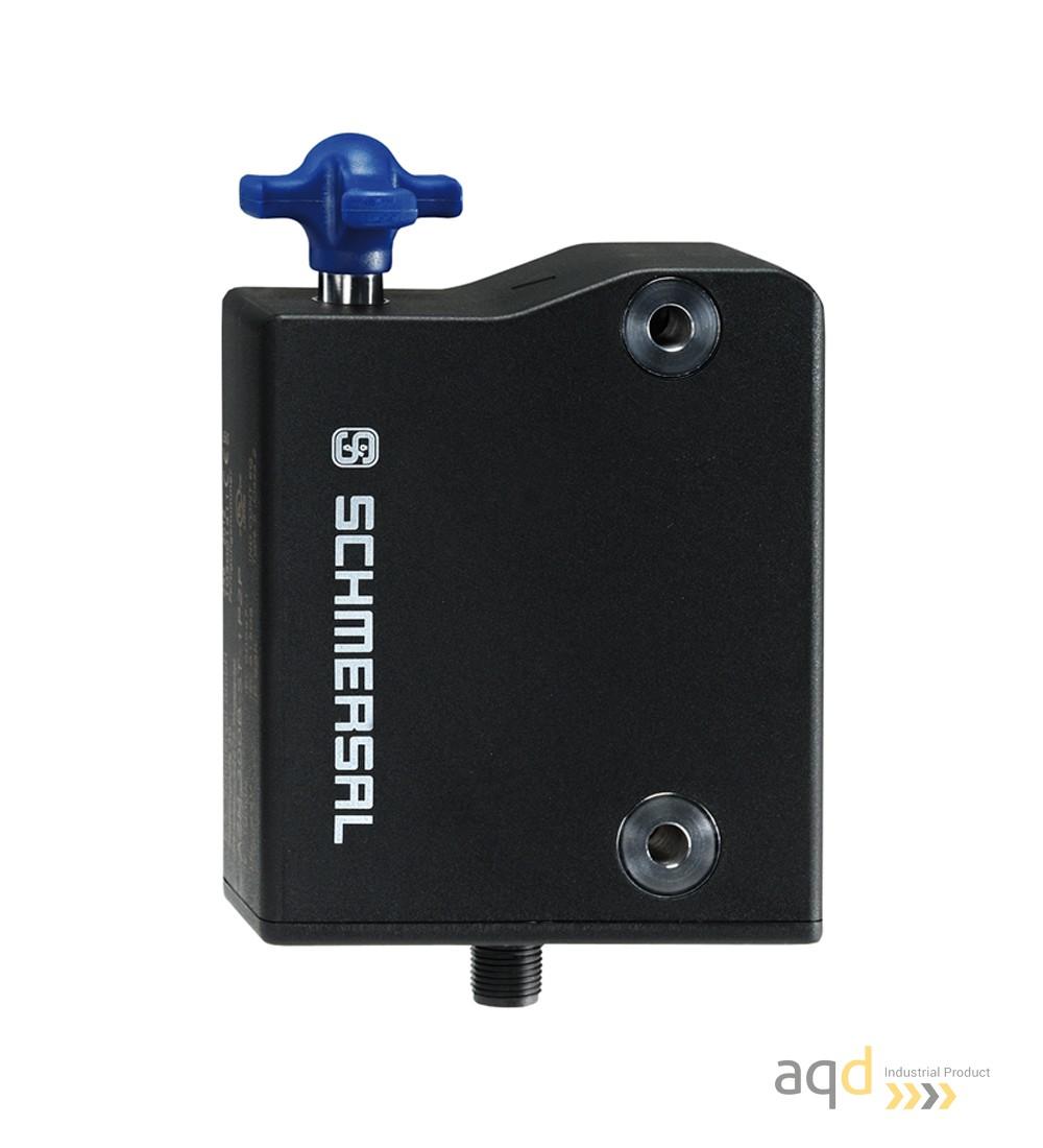 Interruptor AZM 300 - bloqueo por tensión (Vigilancia bloqueo) - AZM 300 Interruptor de seguridad con bloqueo por solenoide