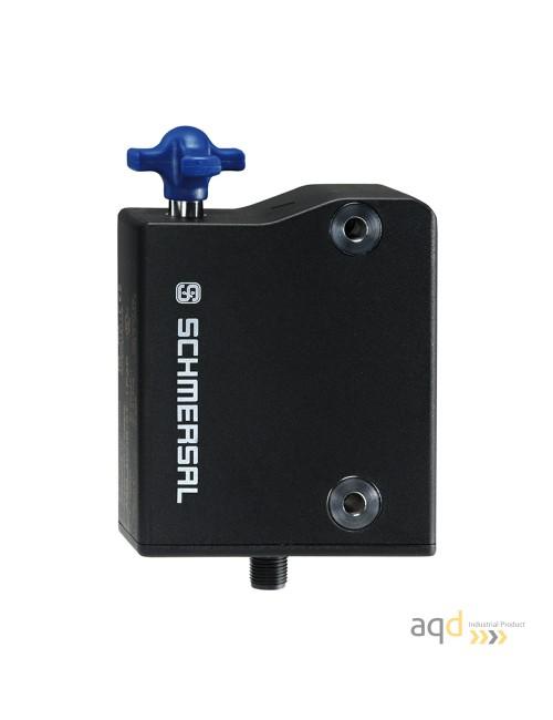 Interruptor AZM 300 - bloqueo por tensión (Vigilancia bloqueo)