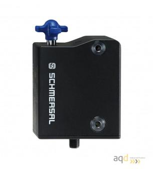 Interruptor AZM 300 - bloqueo por tensión (Vigilancia actuador) - AZM 300 Interruptor de seguridad con bloqueo por solenoide