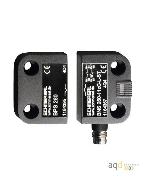 Schmersal Sensor magnético de Seguridad BNS 260