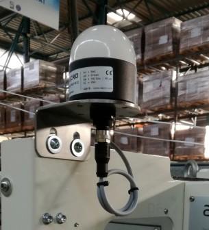 AQD Soporte para baliza Xecro - Productos AQD Industrial Safety