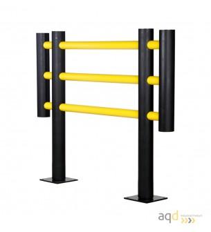 "Barrera de protección flexible ""Foxtrot"", anch. 1,5 m - Barrera de protección flexible ""Foxtrot"","