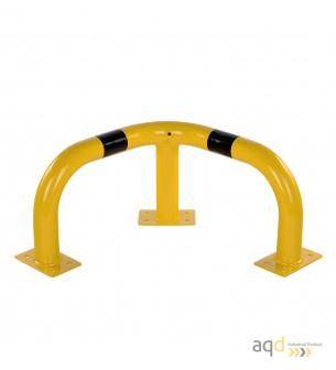 Protección esquinera de acero, 350 mm (alt.) - Protección esquinera de acero