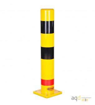 Bolardo de poliuretano, 159 mm (diámetro) - Bolardo de poliuretano