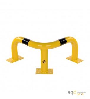 Protección esquinera de acero galvanizado, 350 mm (alt.) - Protección esquinera de acero galvanizado