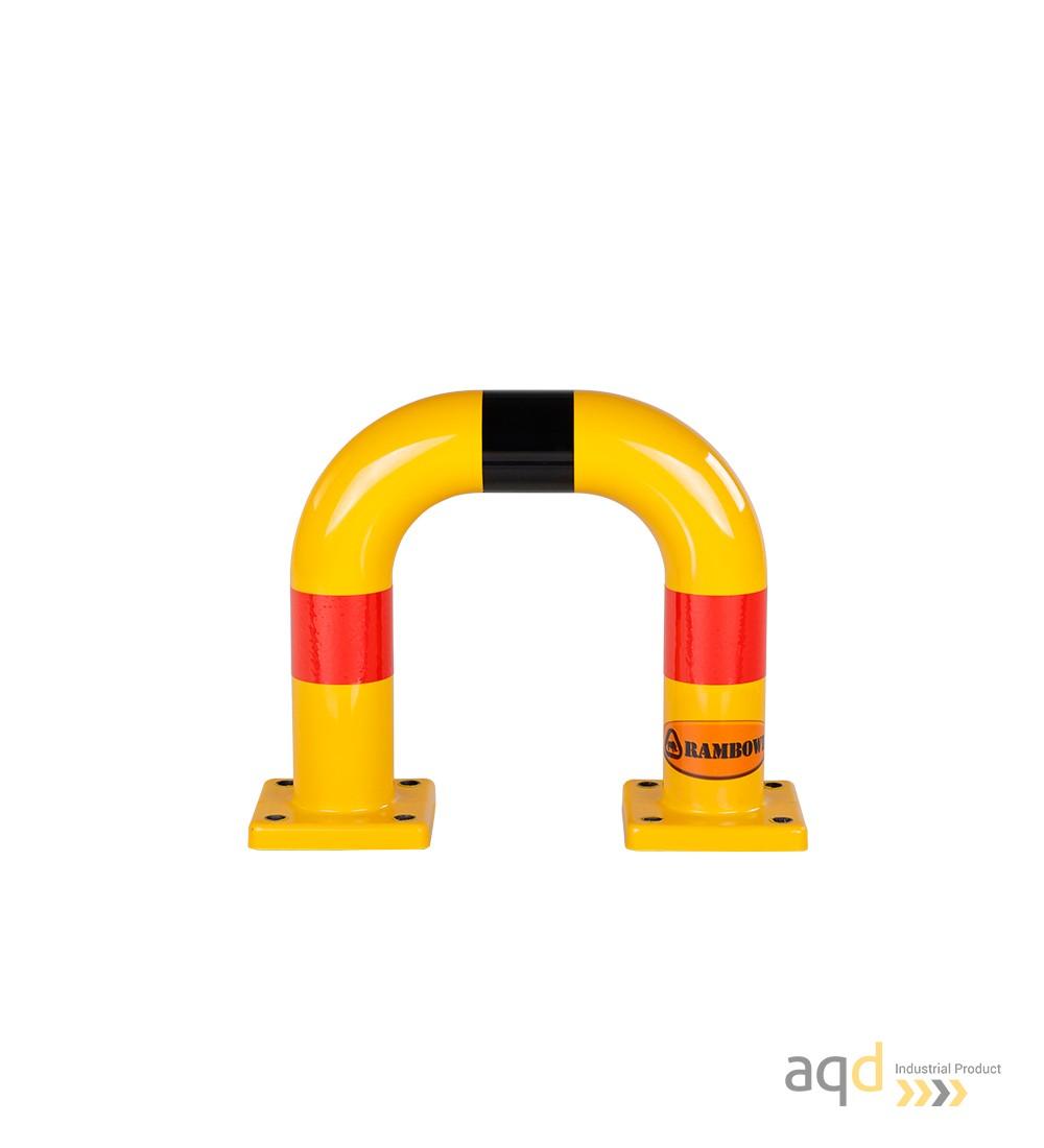 Protección puente de poliuretano, 350 mm (alt.), 375 mm (anch.) - Protección puente de poliuretano