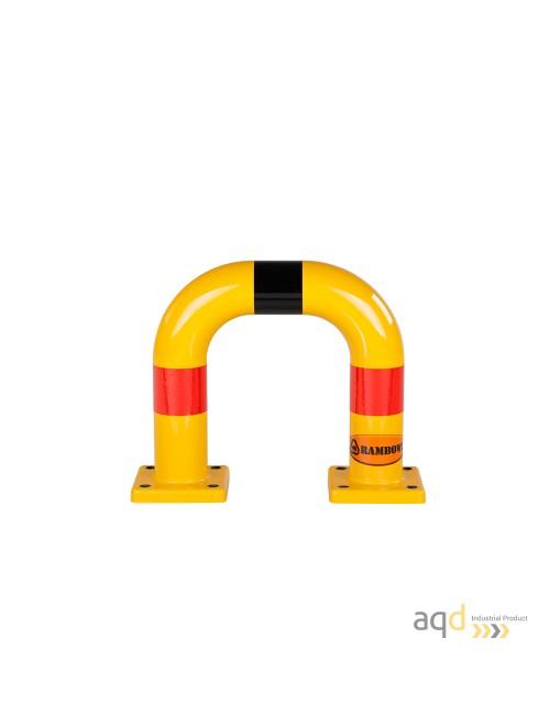Protección puente de poliuretano, 350 mm (alt.), 375 mm (anch.)