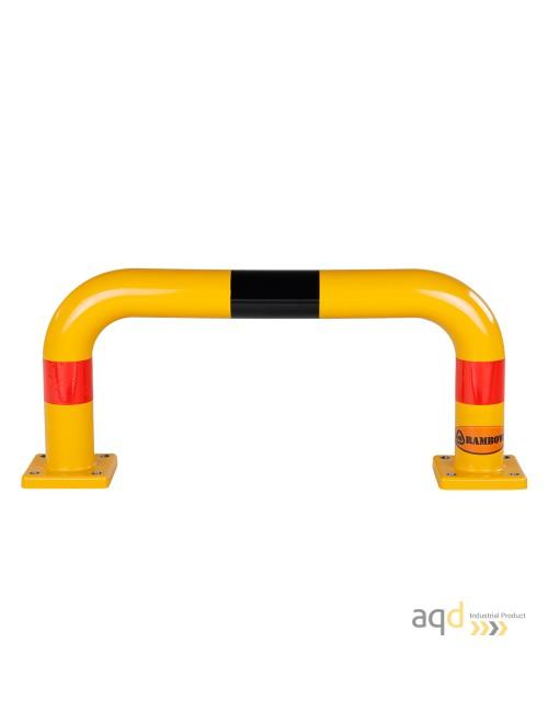 Protección puente de poliuretano, 350 mm (alt.), 750 mm (anch.)