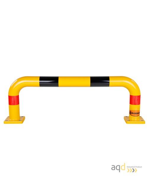 Protección puente de poliuretano, 350 mm (alt.), 1000 mm (anch.)