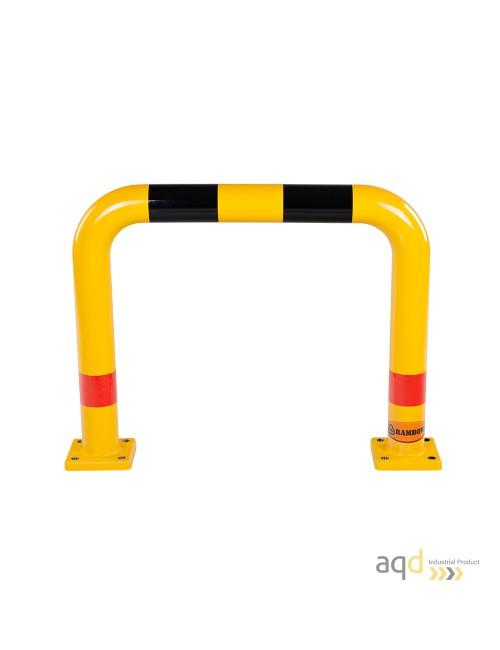 Protección puente de poliuretano, 600 mm (alt.), 750 mm (anch.)