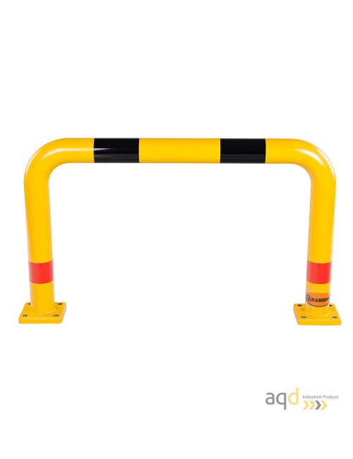 Protección puente de poliuretano, 600 mm (alt.), 1000 mm (anch.)