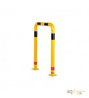 Protección puente de poliuretano, 1200 mm (alt.), 750 mm (anch.) - Protección puente de poliuretano