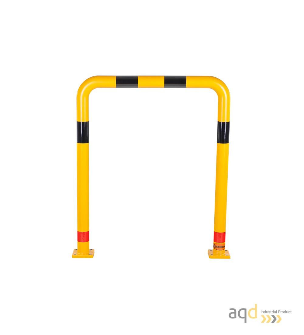 Protección puente de poliuretano, 1200 mm (alt.), 1000 mm (anch.) - Protección puente de poliuretano
