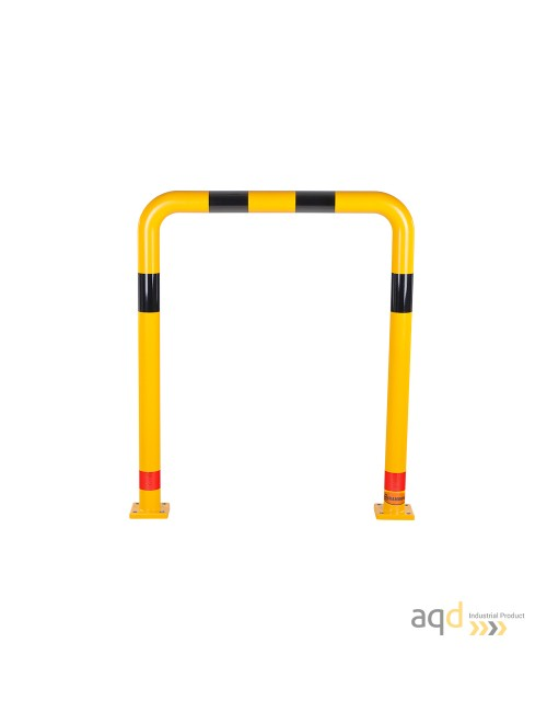 Protección puente de poliuretano, 1200 mm (alt.), 1000 mm (anch.)