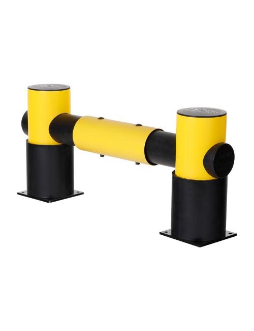 Barrera flexible Golf: 1 travesaño 1100 mm x 500 mm x 220 mm