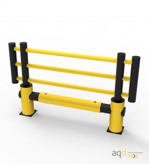 """Barrera de protección flexible """"Kilo"""", 1200 mm (alt.), 2000 mm (anch.) - Barrera de protección flexible """"Kilo"""""""