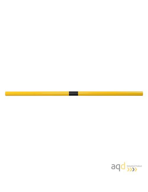 Travesaño, 1500 mm (anch.) para barandilla de seguridad modular de acero