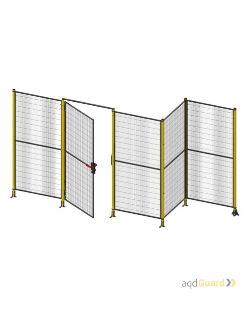 Vallado de Seguridad Industrial - AQD Guard Basic