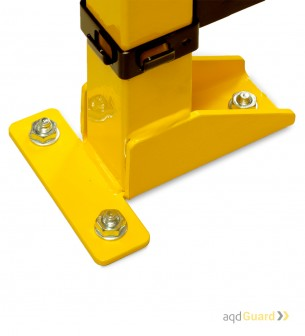 Vallado de Seguridad Industrial - aqdGuardBasic  - Vallado de Seguridad, Bajo pedido