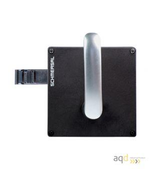 Schmersal Actuador con manija antipánico para puerta con bisagras a la izquierda AZ/AZM200-B30-LTAG1P1 - Schmersal Dispositiv...