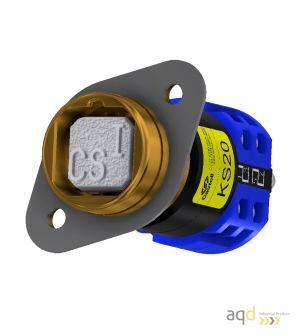 KS Interruptor eléctrico accionado por llave - Productos Castell Interlocks Bajo pedido