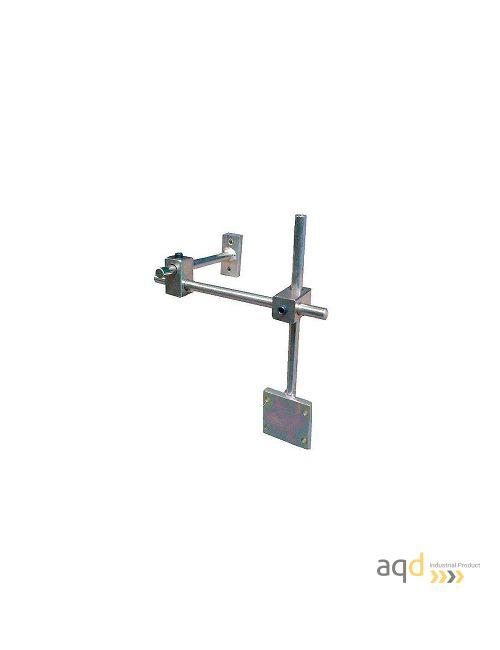 Soporte universal para fijación de taladro/fresadora