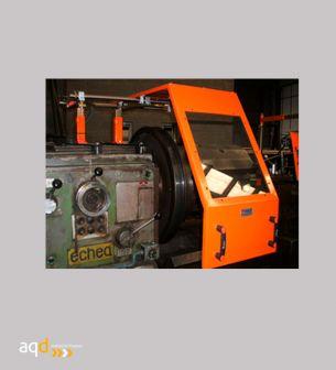 Protección para tornos AQDPRO-CC260-1000-SE - Protección para tornos AQDPRO-CC260