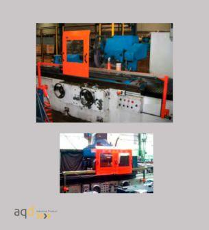 Protección para rectificadoras AQDPRO-C600-G2-SE - Protecciones para máquina-herramienta, Bajo pedido