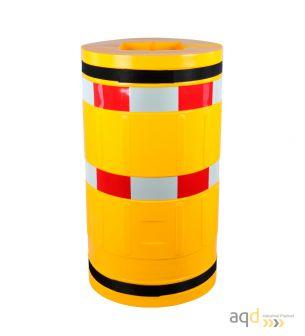 Protección de polietileno para columnas de 260 x 260 mm - Protección de polietileno para columnas