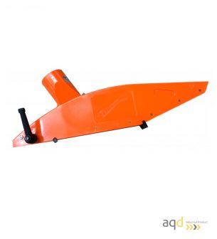 Protección para sierra circular de hasta 350 mm diámetro - Protecciones máquina-herramienta madera