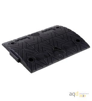 Banda reductora de velocidad pieza intermedia negra 500 x 420 x 50 mm - Banda reductora de velocidad