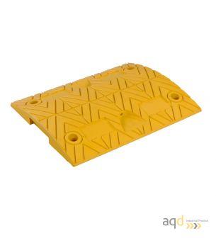 Banda reductora de velocidad pieza intermedia amarilla 500 x 420 x 75 mm - Banda reductora de velocidad