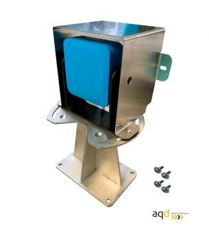 Soporte para sensor LBK-S01 en estructuras horizontales - Productos AQD Industrial Safety