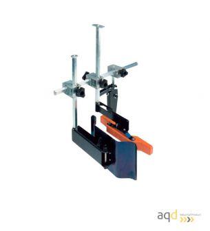 Protección para frontal de eje de tupí - Protecciones máquina-herramienta madera