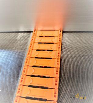 Protección para eje de cepilladora tipo Librillo 400 mm