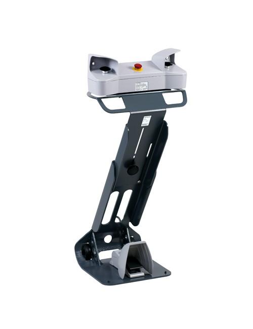 Bimanuales, pedales y mandos de seguridad