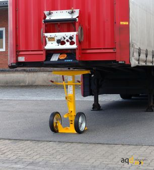 Soporte para tráiler - Sistemas de bloqueo para camiones