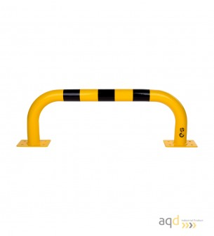 Protección puente de acero, 350 mm (alt) x 1000 mm (anch) - Protección puente de acero