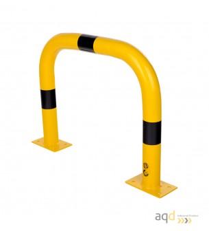 Protección puente de acero, 600 mm (alt) x 750 mm (anch) - Protección puente de acero