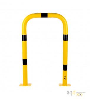 Protección puente de acero, 1200 mm (alt) x 750 mm (anch) - Protección puente de acero